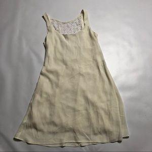 Shelli Segal Women's Size 12 Maxi Dress Off White